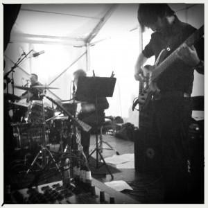 Tom Sinnett Playing His Custom GB Rumor 6