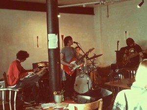 Tom Sinnett - Jimmy Brewer at ORT Cafe, Birmingham