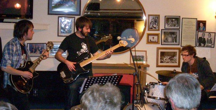 Tom Sinnett Trio - Span Jazz Narberth